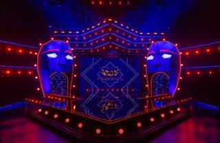 Bühnenbild Masked Singer