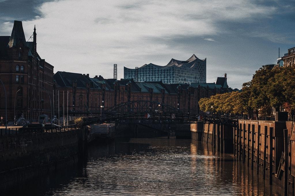 Hamburg Hafen City