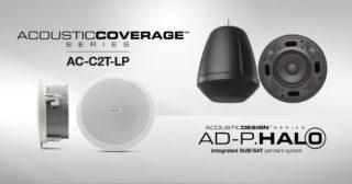 Neue QSC-Lautsprecher