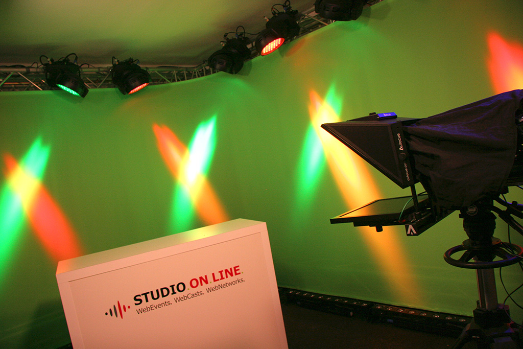 Studio.On.Line Webcast-Studio