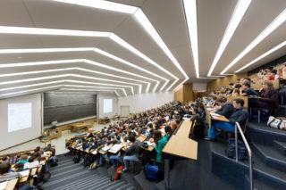 Hörsaal der ETH Zürich