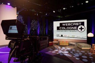 Webcast Cologne Studio