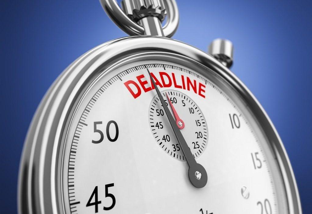 Deadline-stop