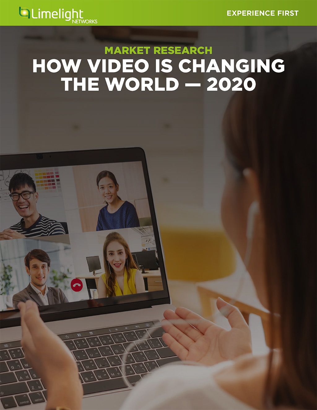 Limelight Studie How Video is changing the world