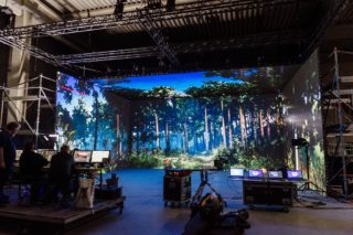 Virtual Production Studio Vienna