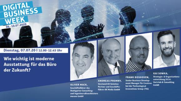 Digital Business Week