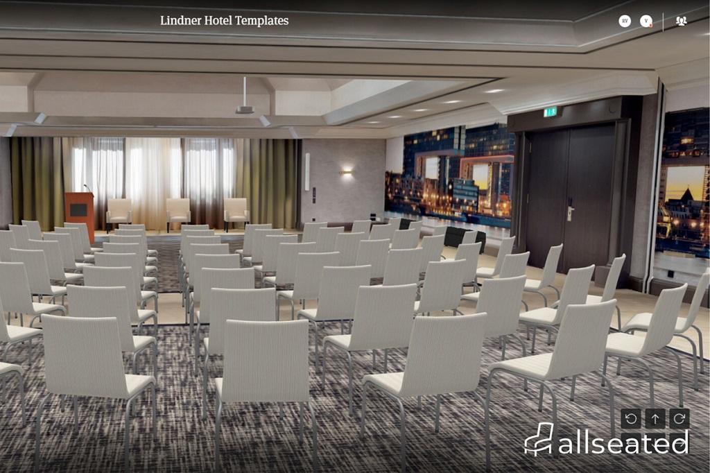 Lindner Hotel City Plaza Köln_3D-Ansicht