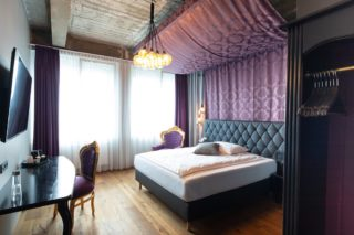 Loftstyle Hotel Hannover_Zimmer