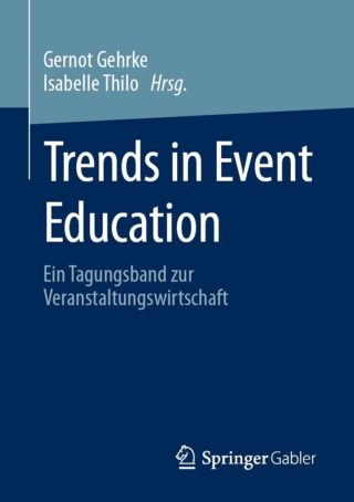 Tagungsband Trends in Event Education