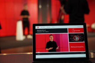 VOK DAMS_Vodafone Event