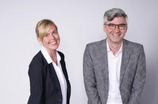 Ute Doetsch und Marc Hörhammer