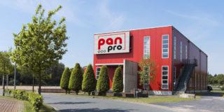 Pan-Pro Firmensitz