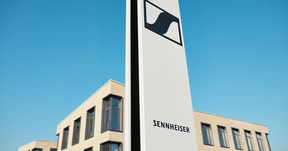 Sennheiser Zentrale
