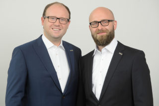 Henning Könicke (l.) und Thilo Könicke