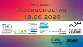 Hochschulinformationstag Robe Next Generation