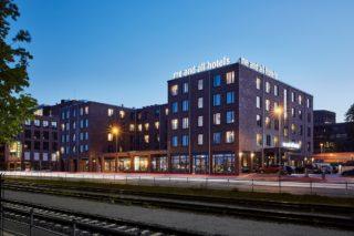 Me and All Hotel Kiel_Fassade