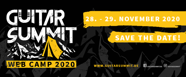 Guitar Summit web Camp