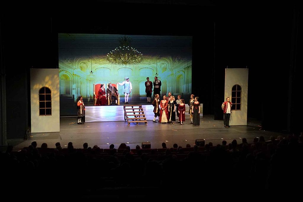 ArKaos Stage Server Musical Aschenbrödel