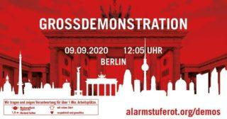 Aufruf zur Großdemonstration_Veranstaltungswirtschaft