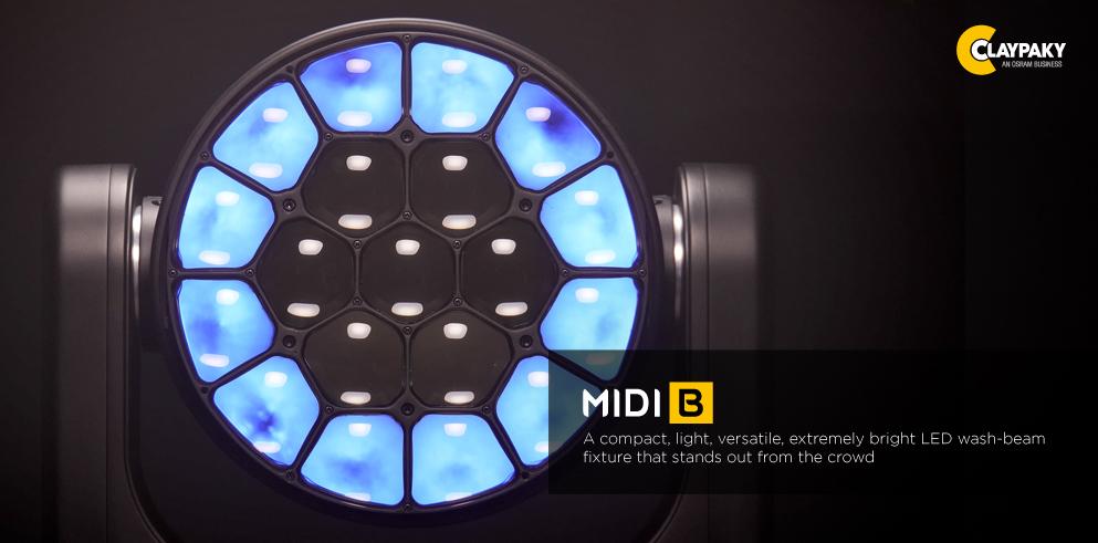 Claypaky Midi-B