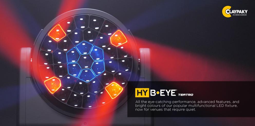Claypaky HY B-Eye K25 Teatro