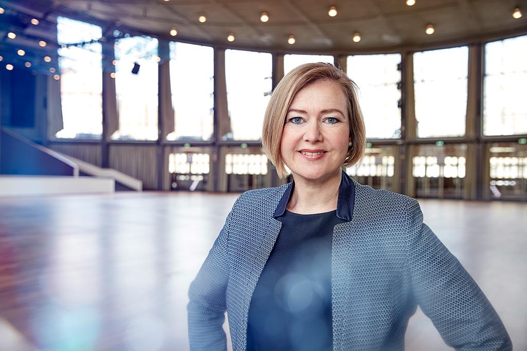 Britta Wirtz, Geschäftsführerin Messe Karlsruhe