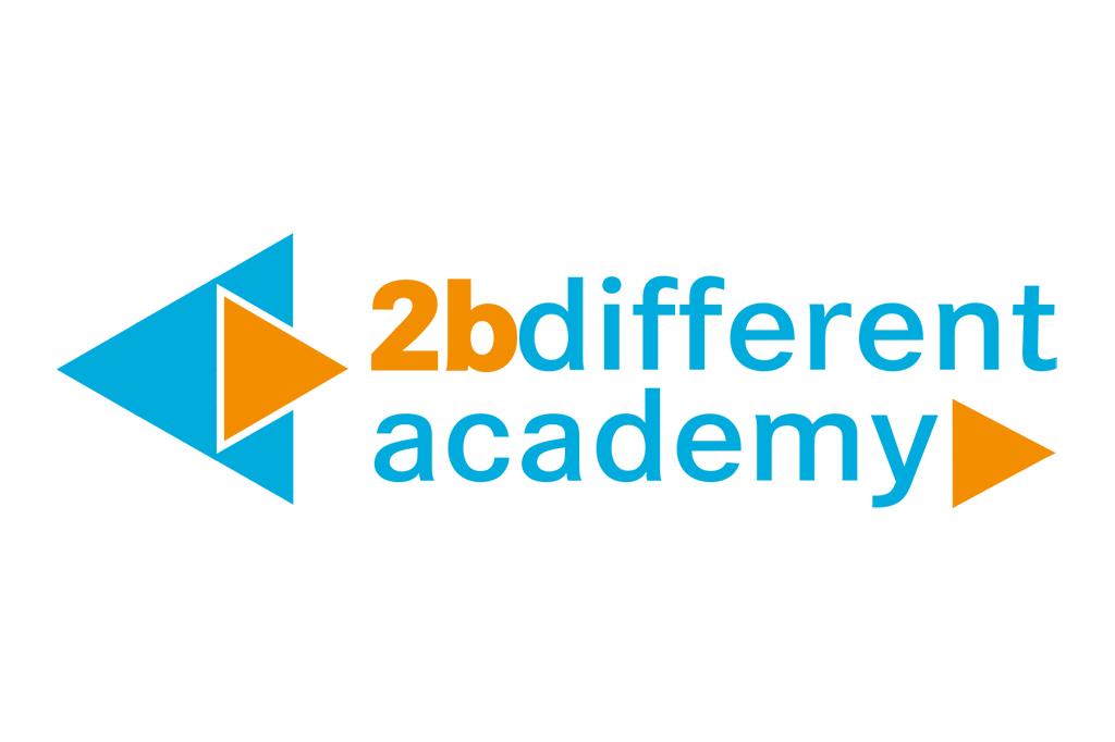 Logo 2bdifferent academy