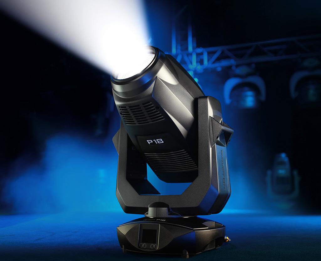 JB-Lighting P18 MK2 Wash