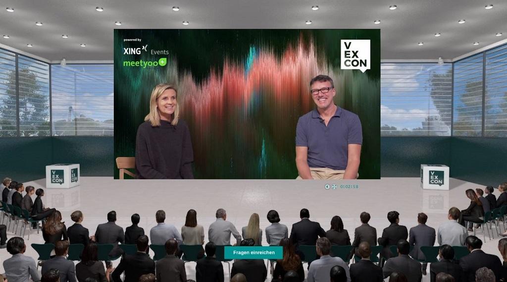 VExCon Abschlussgespräch mit Kati Rittberger und Michael Heipel
