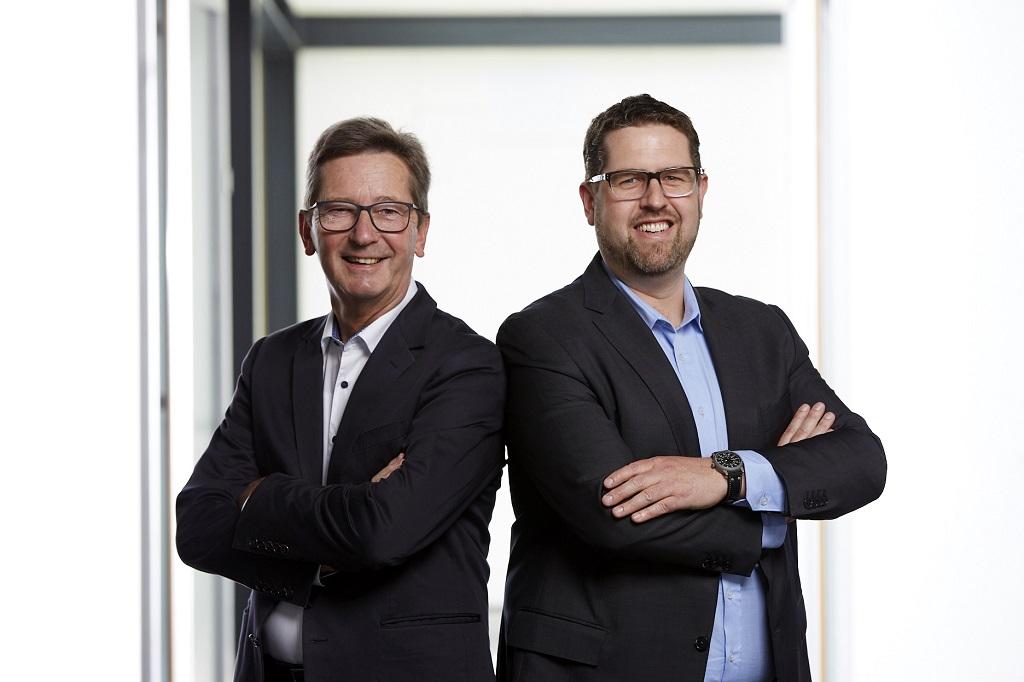 Rolf Daiber (l.) und Kai Gminder