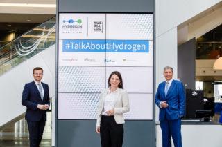 Hydrogen Dialogue und Nuedialog 2020