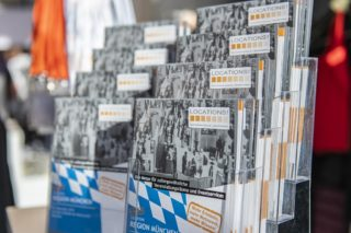 Locations Messe München_Flyer