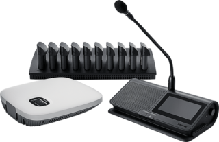 Produktbilder Konferenzsystem
