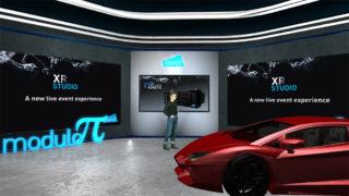 Modulo Pi Modulo Kinetic XR-Events