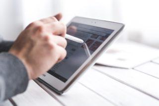 Tablet-digital