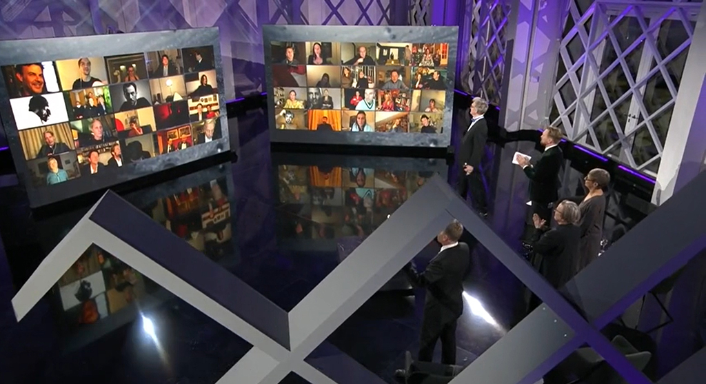 Livestream Gala Europäischer Filmpreis 2020 SRT Streaming