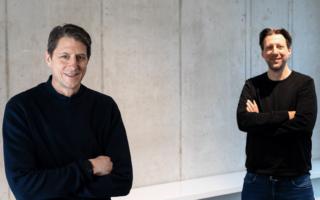 Mark Bernhardt und Rüdiger Maeßen