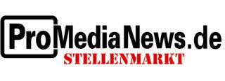 ProMediaNews Stellenmarkt