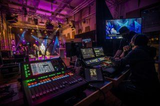 Musik- und Kongresshalle Lübeck Studio