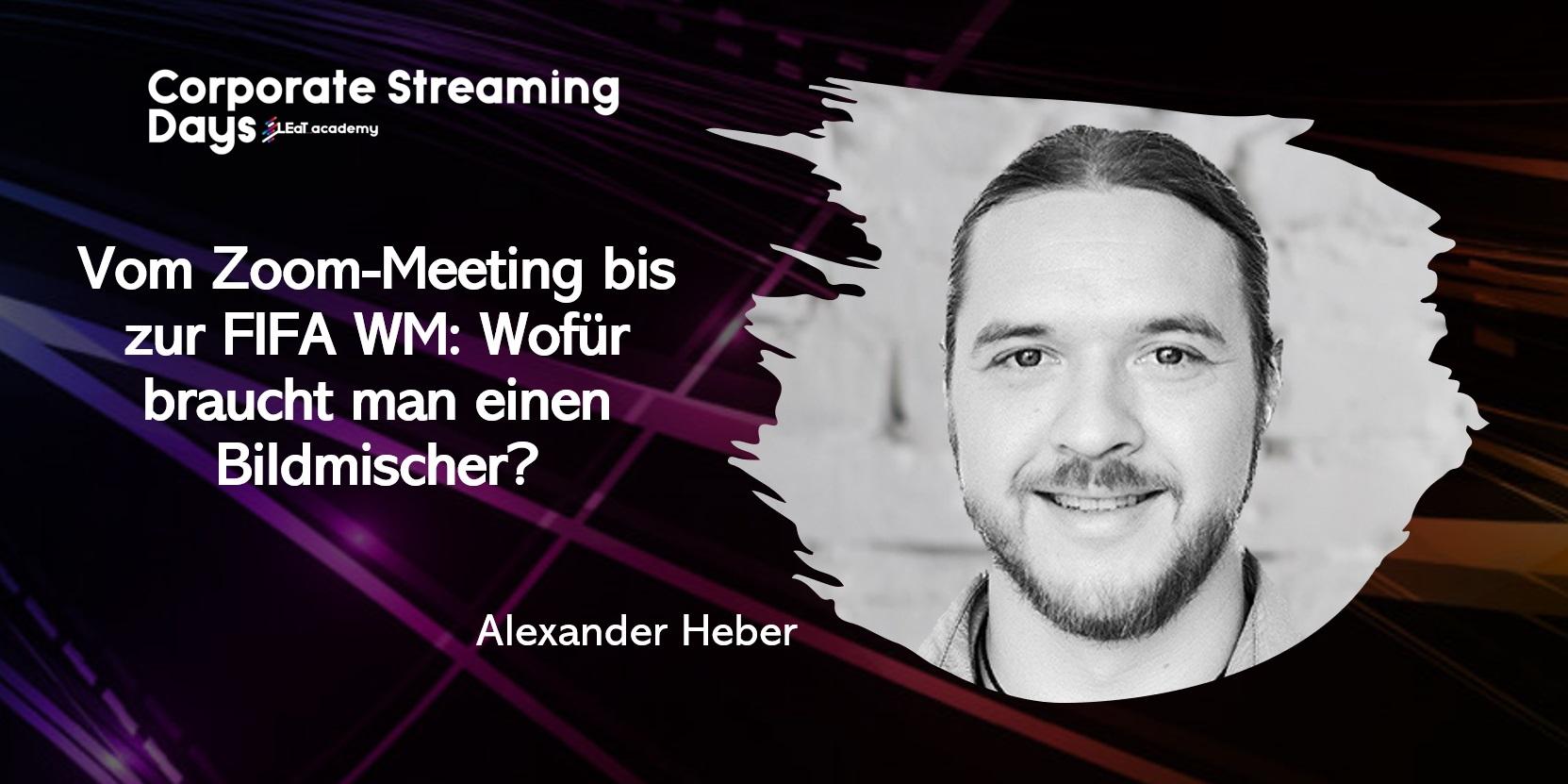 Alex Heber Webinar