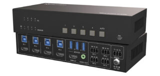 HDMI Switch 41 4K60 KVM