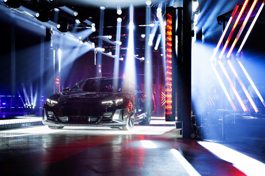 Audi e-Tron Vorstellung