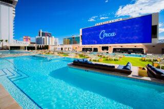 Videowand in Las Vegas