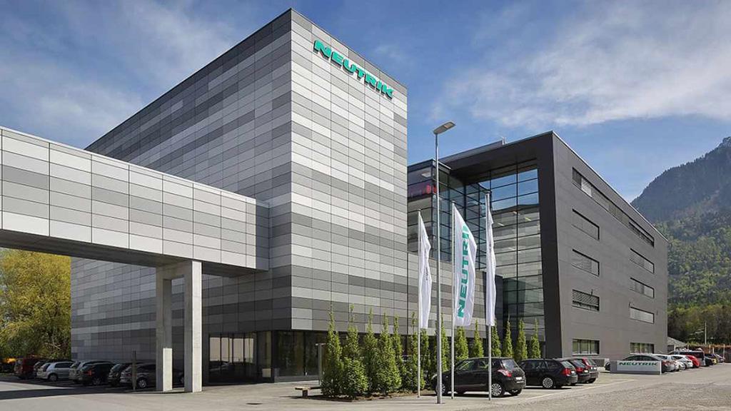 Neutrik AG Liechtenstein