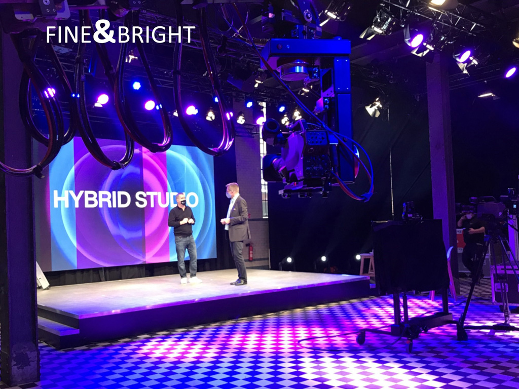 Hybrid Streaming Studio