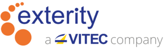 Exterity a VITEC company Logo