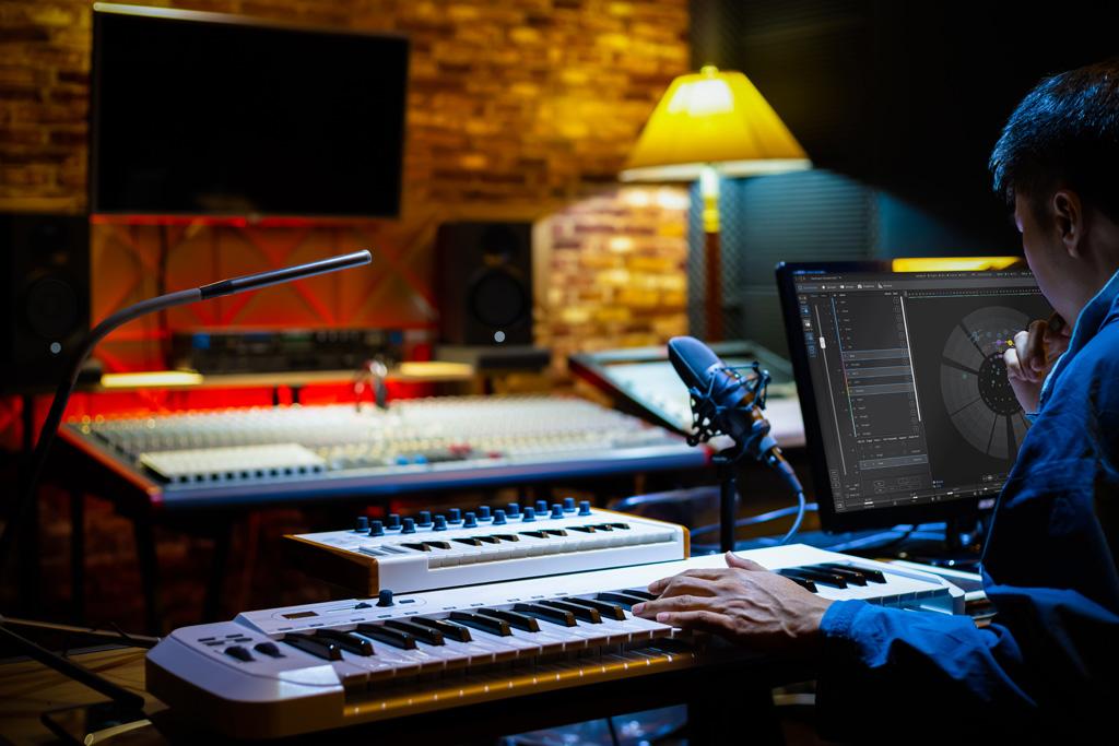 Anwendungsbeispiel L-ISA Studio