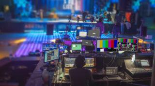 Stockphoto Online-Broadcasting
