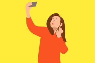 selfie-influencer-social-media-smartphone