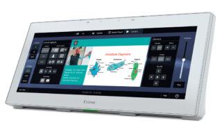 Extron Touchscreen